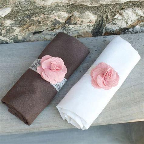 decoration de serviette pour mariage rond de serviette pour mariage baby shower bapt 234 me napkin rings napkin decoration for