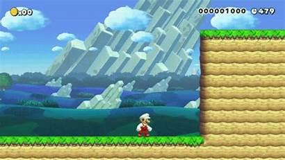 Flower Climb Fire Wall Slow Tutorial Mario