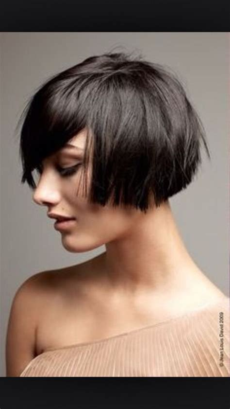 ear length bob short hair f yeah pinterest