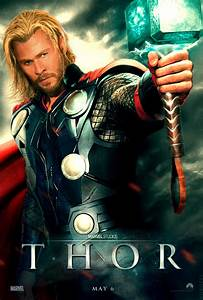 Thor fanmade Movie Poster 2 by hobo95 on DeviantArt