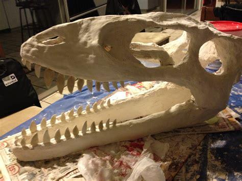 big dinosaur skull    money