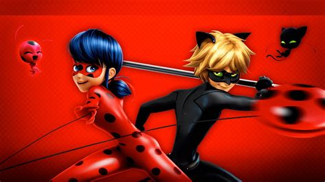backgrounds high resolution miraculous tales  ladybug