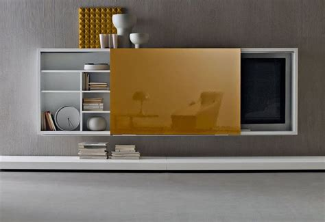 sliding door tv cabinet wall mounted tv cabinet with doors in the kitchen