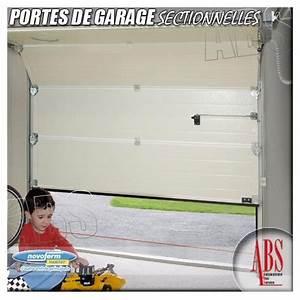 Portes de garage sectionnelles hormann for Portes garage hormann
