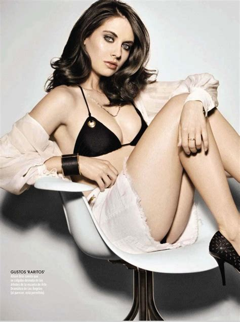 Hottest Alison Brie Bikini Pictures That Are Simply Gorgeous