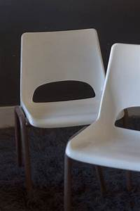 La Petite Chaise : la petite chaise enfant vintage en plastique cuivre ~ Nature-et-papiers.com Idées de Décoration