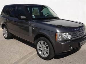 Land Rover Avignon : land rover range rover d 39 occasion tdv8 vogue vendre marseille voiture neuve et d 39 occasion ~ Gottalentnigeria.com Avis de Voitures