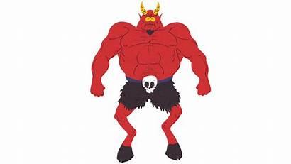 Satan Park South Southpark Characters Wiki Human