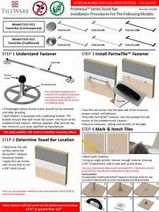 18 U0026quot  Towel Bar  Contemporary