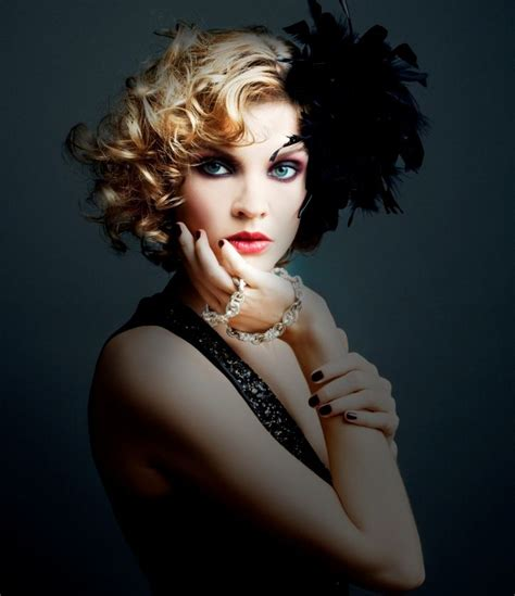 20s Hairstyles Hair by 1920s Hairstyles 1920 S Inspired Curly Bob Hairstyle