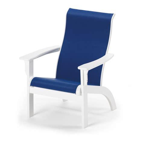 telescope casual adirondack mgp sling arm chair 9a70