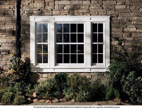 andersen  series energy efficient woodwright double hung windows  andersen windows