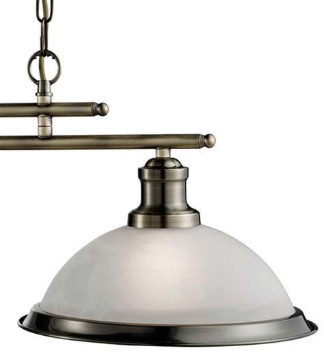 vintage pendant lights for kitchens bistro retro antique brass 2 l kitchen pendant light