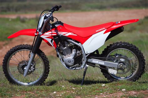 2019 Honda Crf250f Review (17 Fast Facts