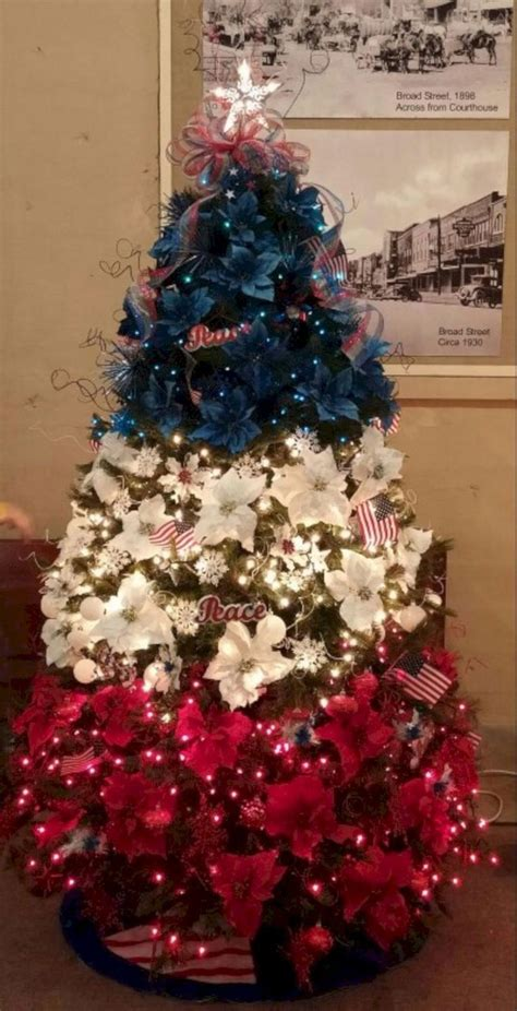 unique themed christmas trees ideas  pinterest