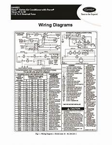 Carrier 24abr3 1w Heat Air Conditioner Manual