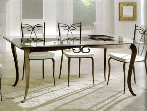 glass dining room table sets glass top dining room tables diningroomstyle com