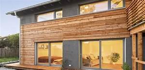 Haus Mit Holzverkleidung : modernes landhaus mit l rche verschalung hausansichten pinterest l rche landh user und ~ Bigdaddyawards.com Haus und Dekorationen