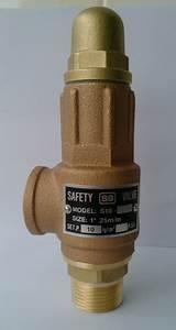 Bronze Safety Relief Valve   Saftey Valve Dn20 Safety