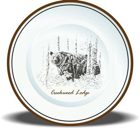 custom china personalized  semi custom dinnerware