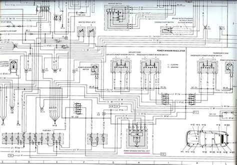 1985 Porsche 911 Wiring Diagram by Power Window Switch Or Relay Help Pelican Parts Forums