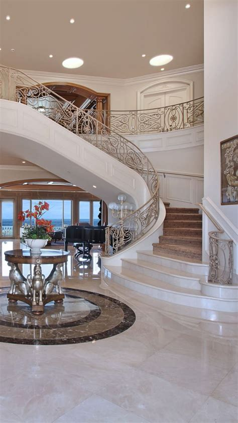luxury interiors staircase design beautiful houses