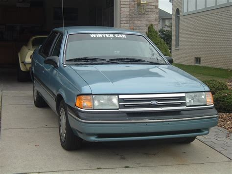FORD TEMPO - 458px Image #2