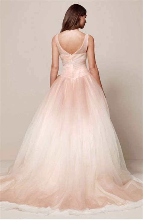 Brand New Vera Wang Ombre Tulle Wedding Vera Wang Gowns