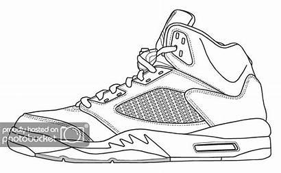 Jordan Air Dimension 5th Nike Templates Retro