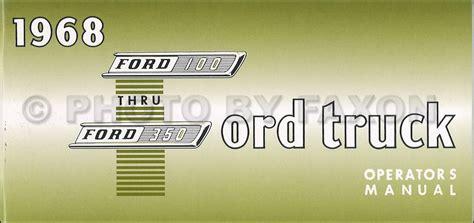 Ford Series Wiring Diagram Original