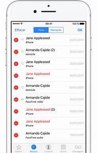 Comment Supprimer Une Application Iphone 7 : supprimer l historique des appels sur votre iphone assistance apple ~ Medecine-chirurgie-esthetiques.com Avis de Voitures