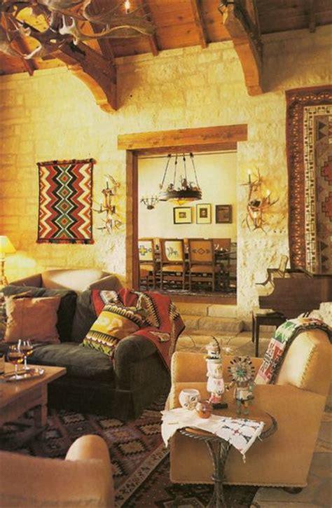 Native American Living Room Decor