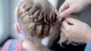 Coiffure Enfant Tresse : coiffure enfant nos id es de tresses pour petite fille ~ Melissatoandfro.com Idées de Décoration