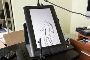 Wacom U2019s Cintiq 13hd Is A Whole Lot Of Drawing Tablet Packed Into A Smart Little Package