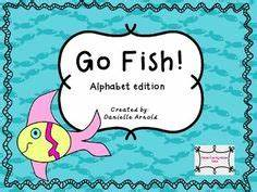 the pout pout fish goes to school companion pack getting With letter go fish
