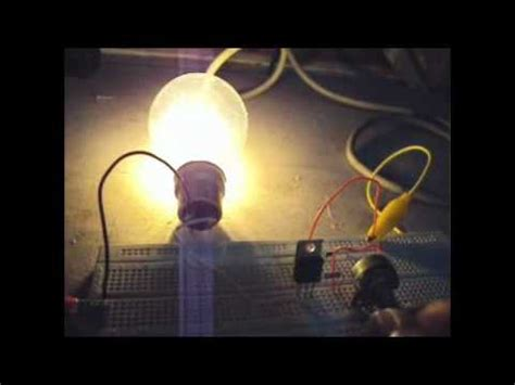 Electronic Light Dimmer Circuit Using Triac