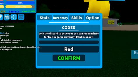 [new Code] Every Working Codes In Boku No Roblox