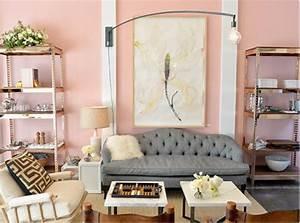 Altrosa Wandfarbe eine zarte Wandfarbe Palette fresHouse