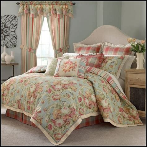 bedding sets with matching curtains new curtain floral