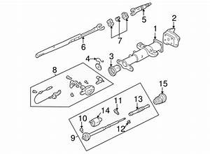 1993 Chevy C1500 Steering Column Diagram : lower components for 1998 gmc c1500 pickup ~ A.2002-acura-tl-radio.info Haus und Dekorationen