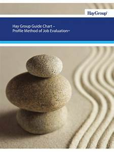 Hay Group Guide Chart