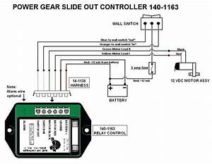 Rv Room Slide Wiring Diagram