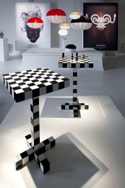 Der Couchtisch Aus Holzunique Table Made From 10 Different Types Of Wood 3 by Beistelltisch Chess Table Moooi Wei 223 Schwarz Made