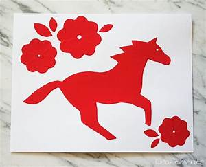 17 best images about chinese new year crafts for children With paper cutting templates for kids