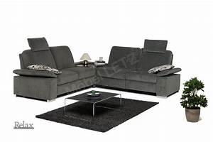 Pm Polstermöbel Oelsa : baile von pm oelsa ecksofa grau sofas couches online kaufen ~ Markanthonyermac.com Haus und Dekorationen