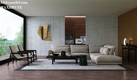 bristol poliform sofa maxbrute funiture modern  choise model  week