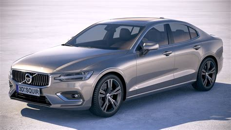 Volvo S60 2019 by Volvo S60 2019