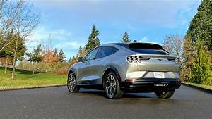 First drive review: 2021 Ford Mustang Mach-E electric SUV ...