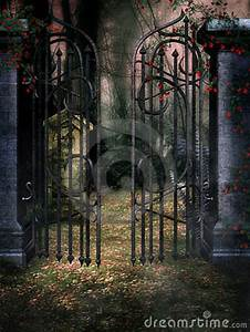 Gothic Premade Background Stock Image  Image Of Premade