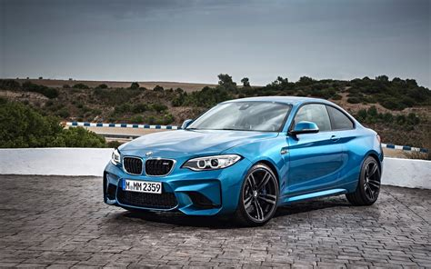 2016 bmw m2 coupe wallpaper hd car wallpapers id 5857